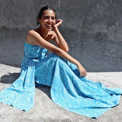 Batik Sarong – Rayon – Bermuda